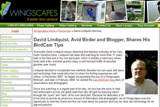David Lindquist Interview